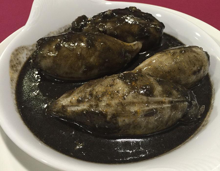 Comer chipirones en Pamplona