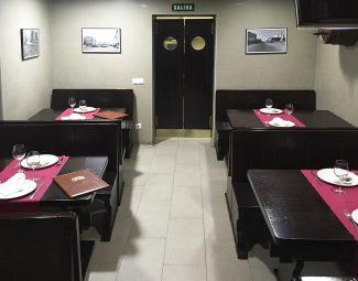 Comedor de Bar Bodegas Leyre